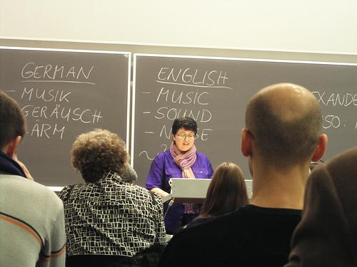 sound studies mediateletipos