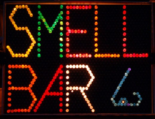 Smell Bar, Maki Ueda