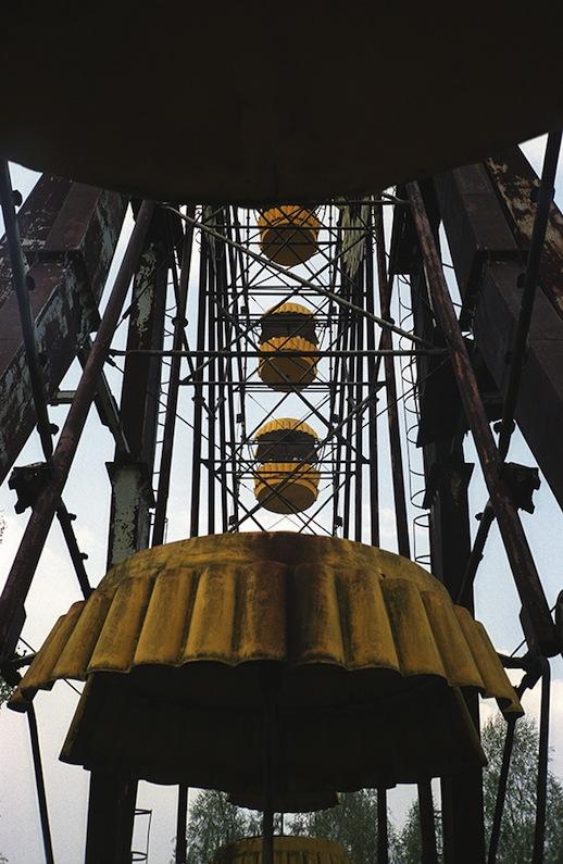 La poética del espacio: Chernobyl | ./mediateletipos)))