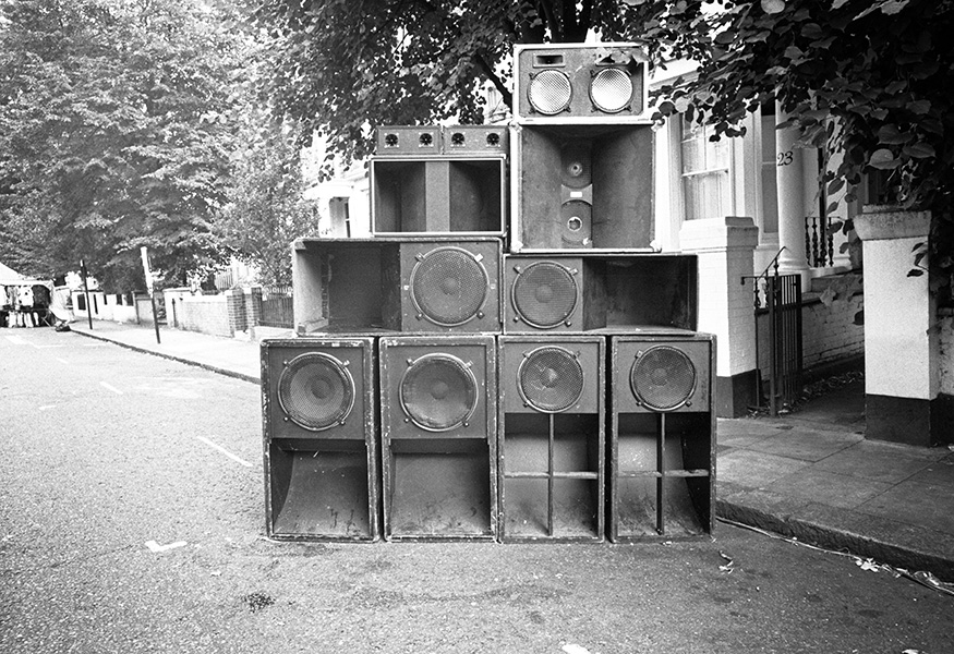 Notting Hill Sound Systems, Brian David Stevens